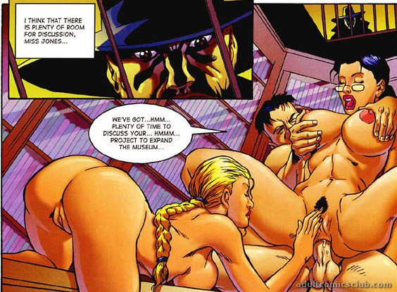 adult comics Dirty