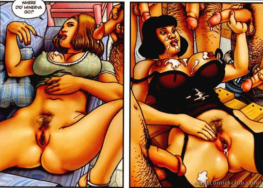 Сайт порно комиксы 68345 фотография