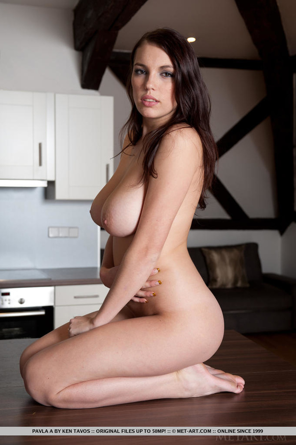 Sexy art student naked simply