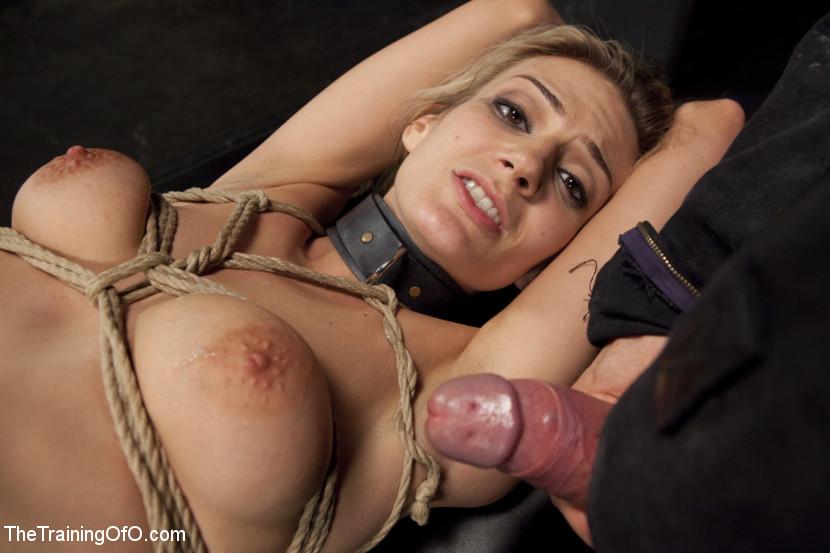 Amateur Anal Slave Training