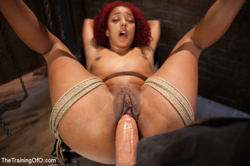 with you definitely redhead fucks black cock with you
