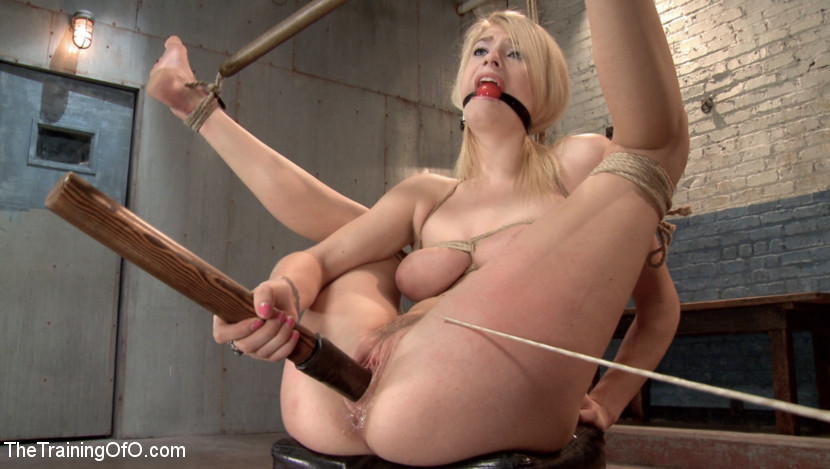 Bondage slut training share your