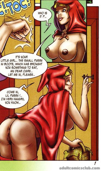 Little red riding hood cartoon porn phrase simply