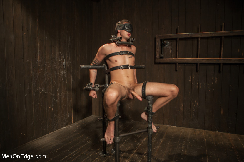 Gay bondage edging
