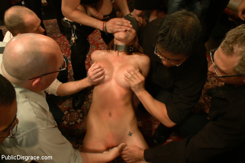Fucked in front of group hot brazil bdsm