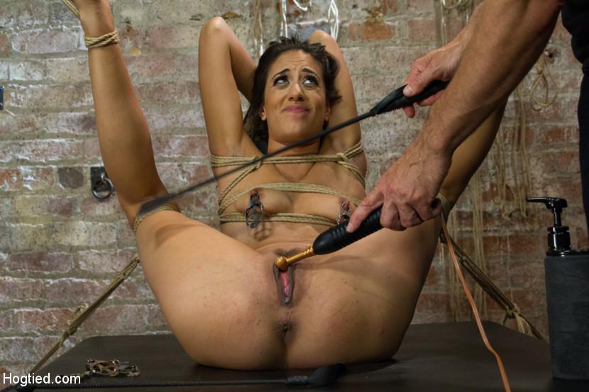 Girl tied up girl