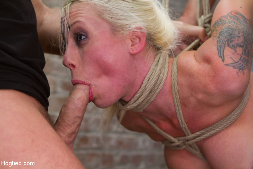 Your place dick tattooed on blondie bj sucks your