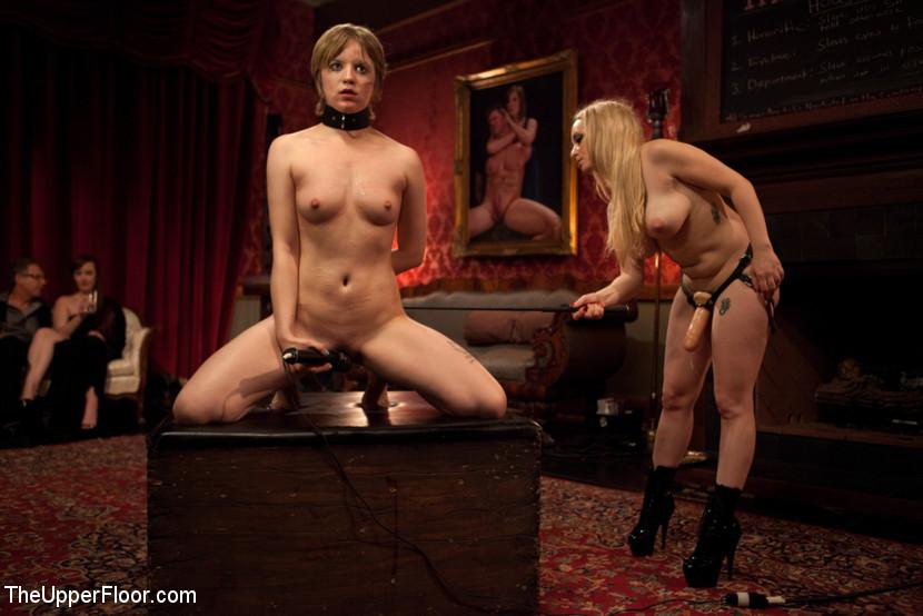 Sexy female slaves