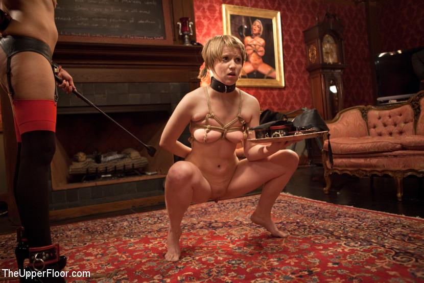 Bdsm slave party