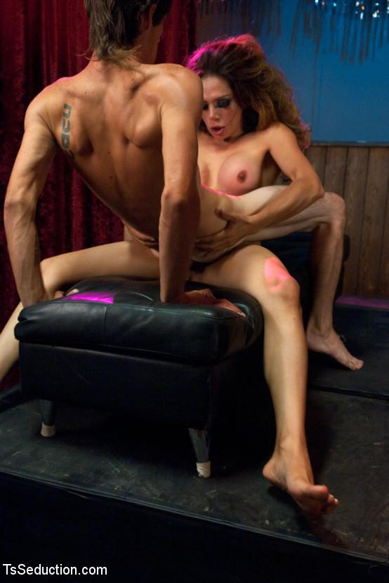 Sofia sanders ts seduction about one