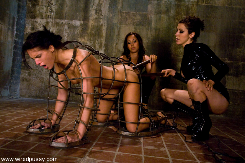 bondage Jennifer dark