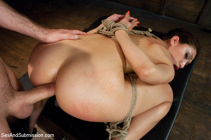 Bondage Gangbang Rough Fetish