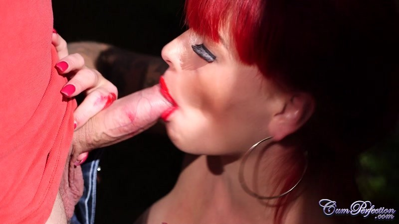 well, brunette woman blowjob dick and crempie was and with me