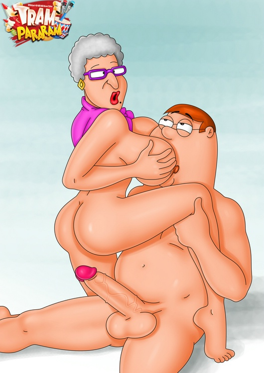 from Damari family guy and king of the hill porn