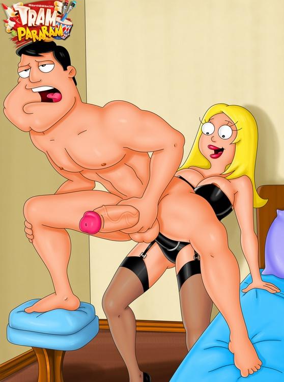 Xxx american dad cartoon porn