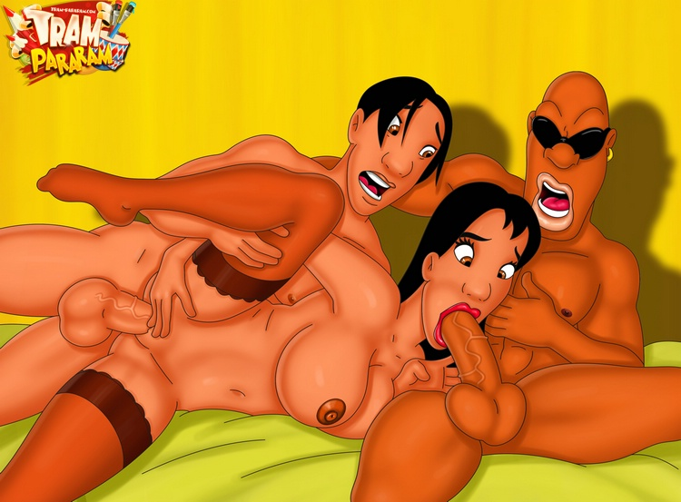 lilo and stitch porn