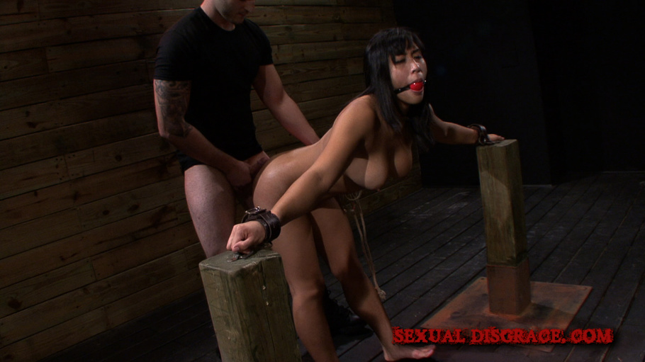 Bound and fucked videos