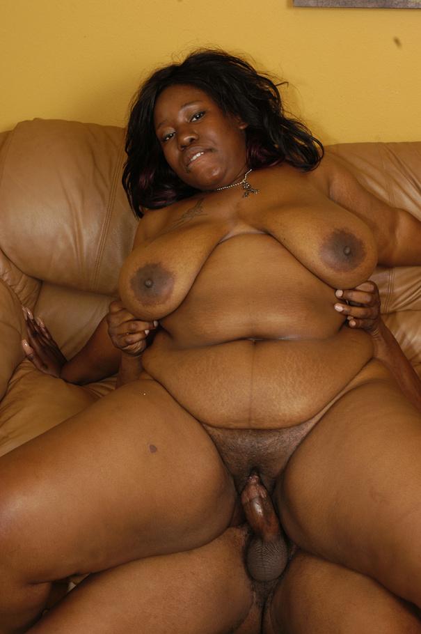 Ebony porn chunky