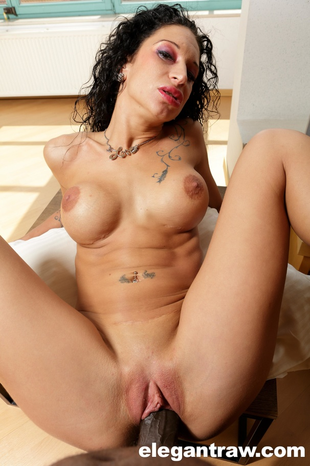 Curly Brunette Goddess With Big Boobs In A - Xxx Dessert -3886