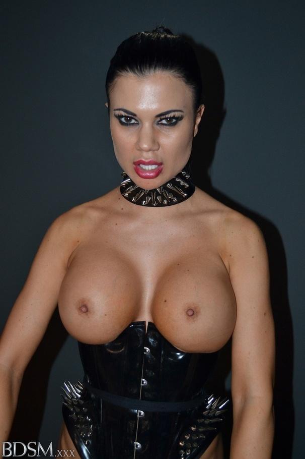 Bondage bdsm girl in hardcore punishment to satisfy her feti 5