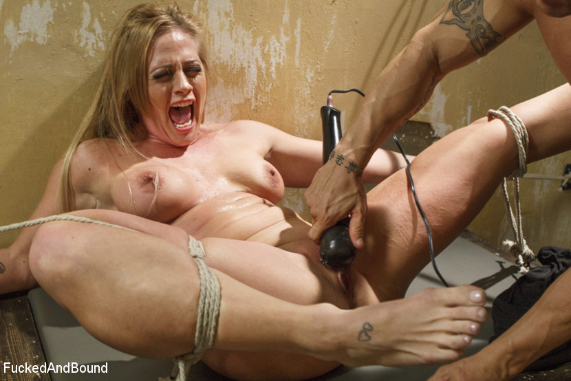 Best of Big Tit Blonde Fucking Dungeon Sex