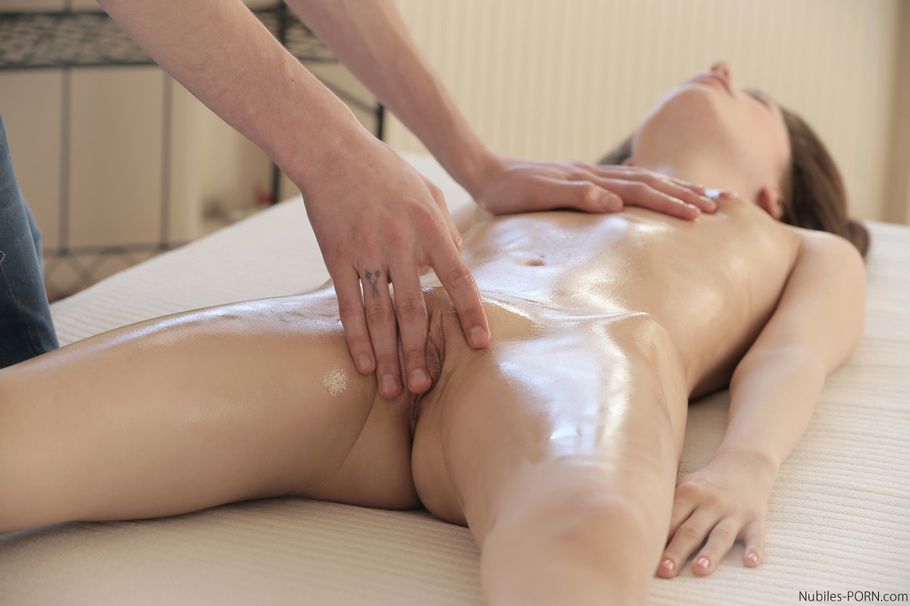 Soft porn massage