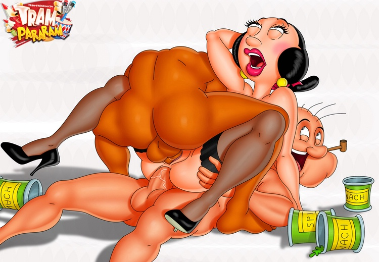 porn comics cartoon Popeye