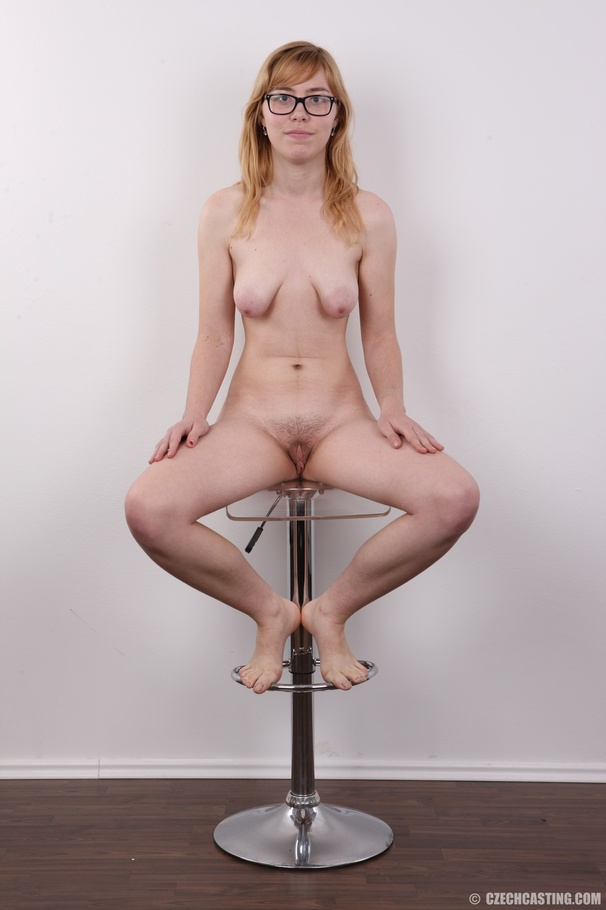 nerdy redhead porn