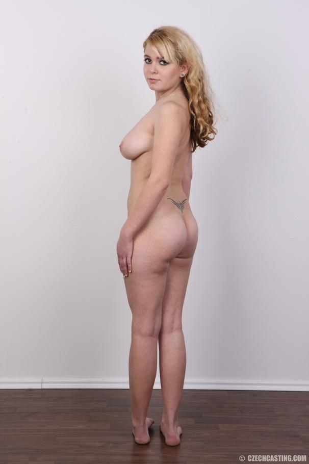 Viktorie Busty Brunette Czech Casting Prime Curves Digital Playground 1