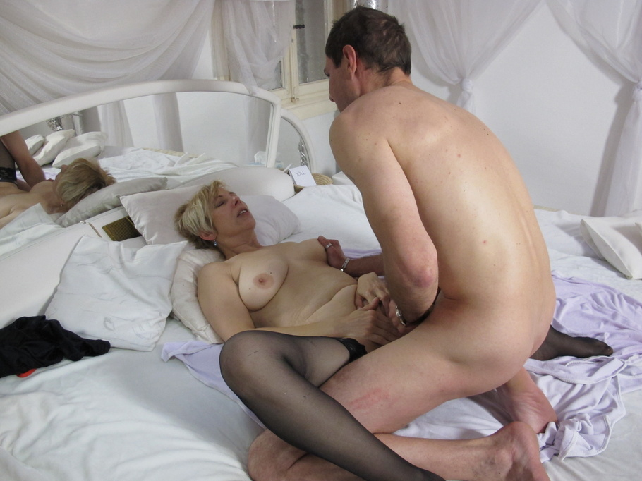 image Mmv films two mature wifes sharing a cock