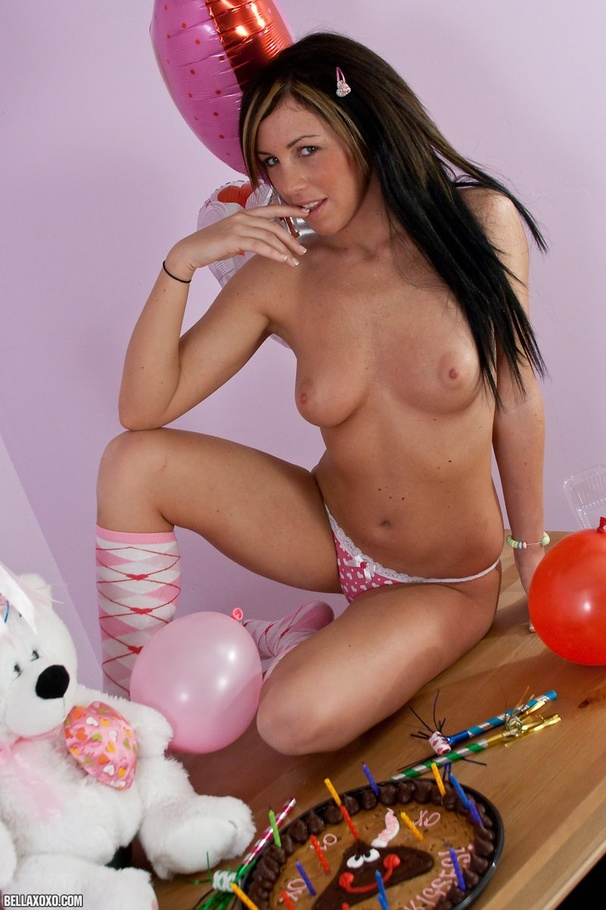 Are mistaken. naked teen in party birthday all