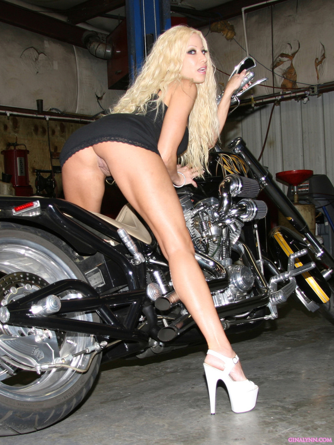 Blonde naked biker chicks, g stings fuck