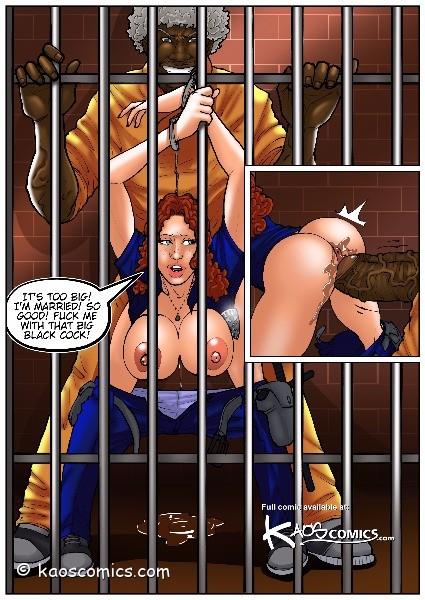 Interracial Comics  Cuckold Cartoons  Free Comic Porn