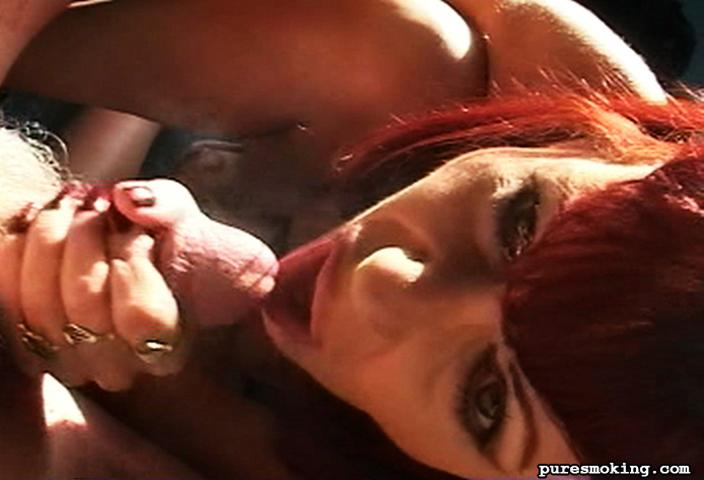 image Redhead is a smoking hot bitch craving a big