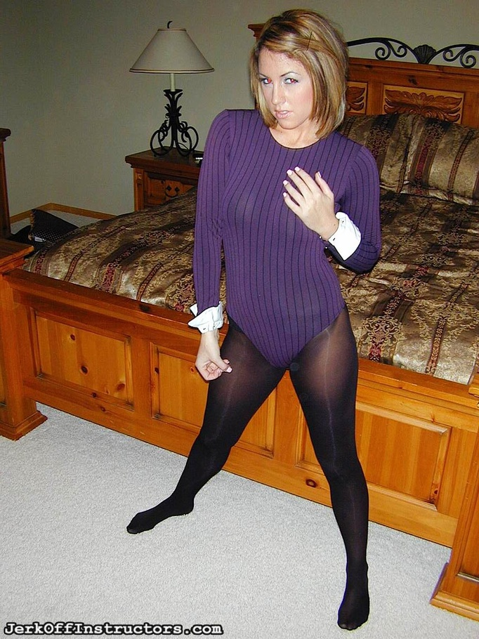 Exclusive erotic pantyhose content