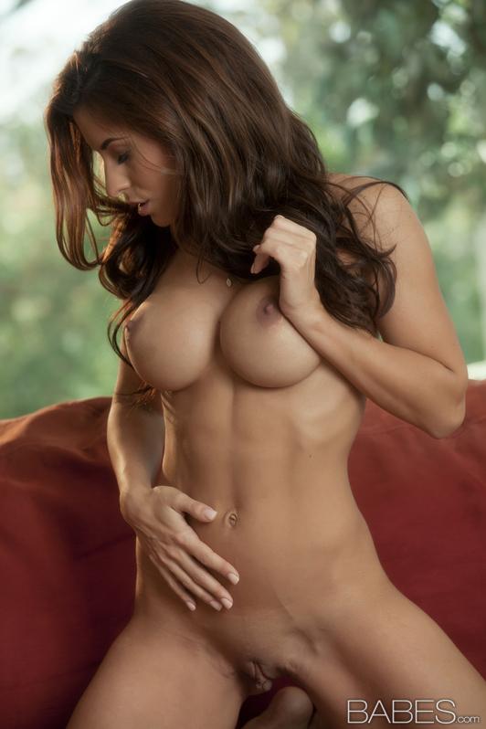Brunette Big Tits Casting