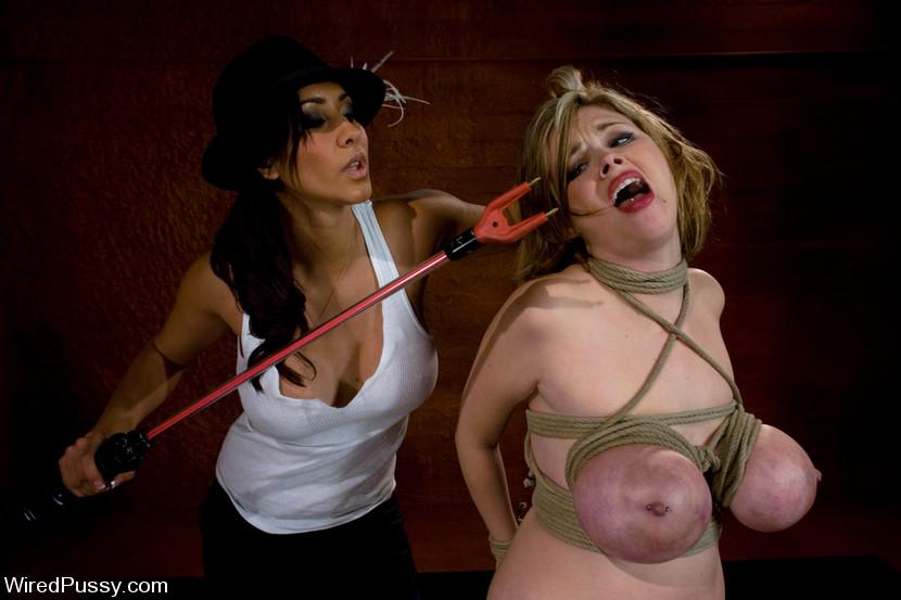 Ebony Big Tits Lesbian Hd