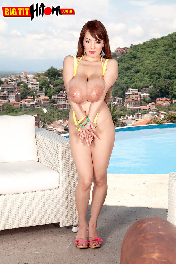 Asian boob huge video