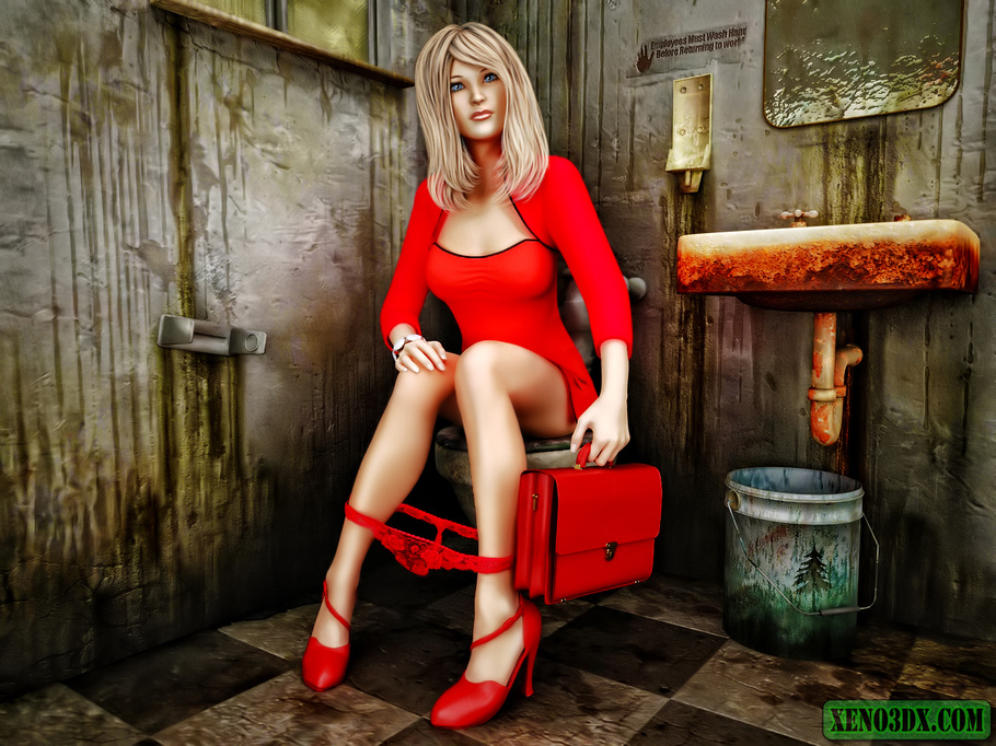 Lady in red xxx best porno gallery