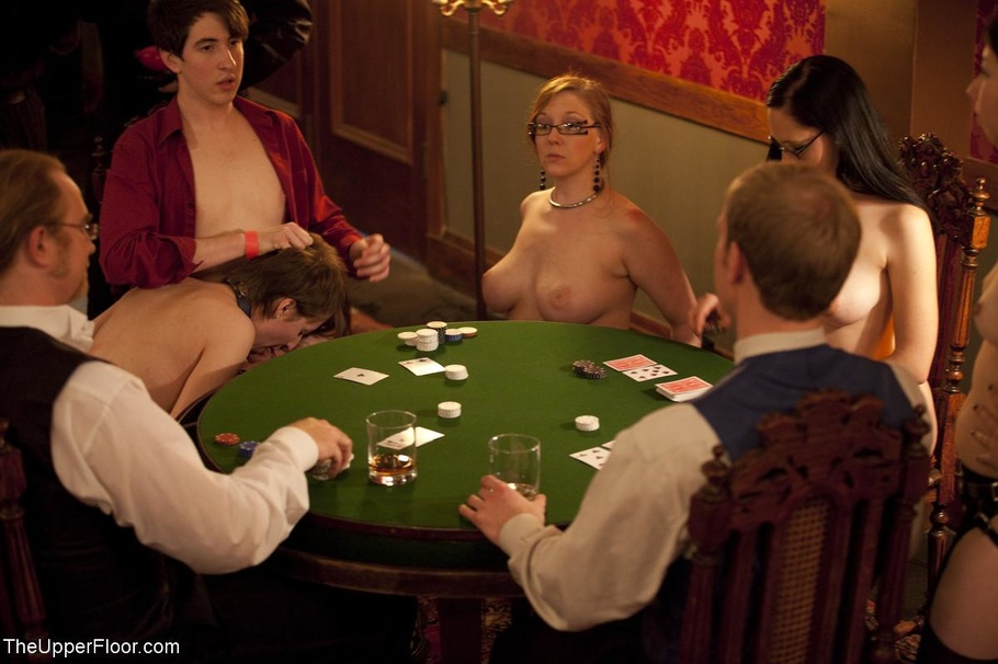 Poker sex en la mansion de nacho vidal - 2 part 2