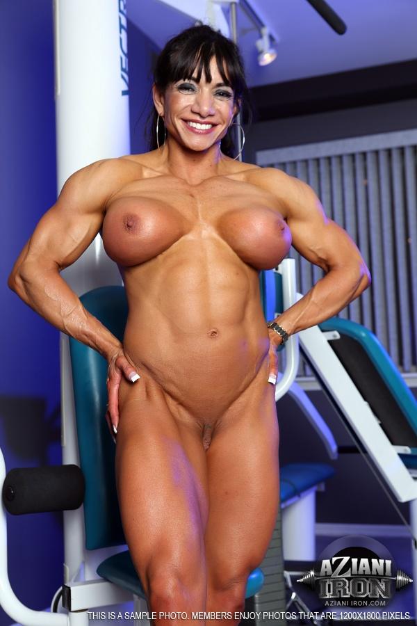 Sexy Female Nude Bodybuilders In Porn Pics