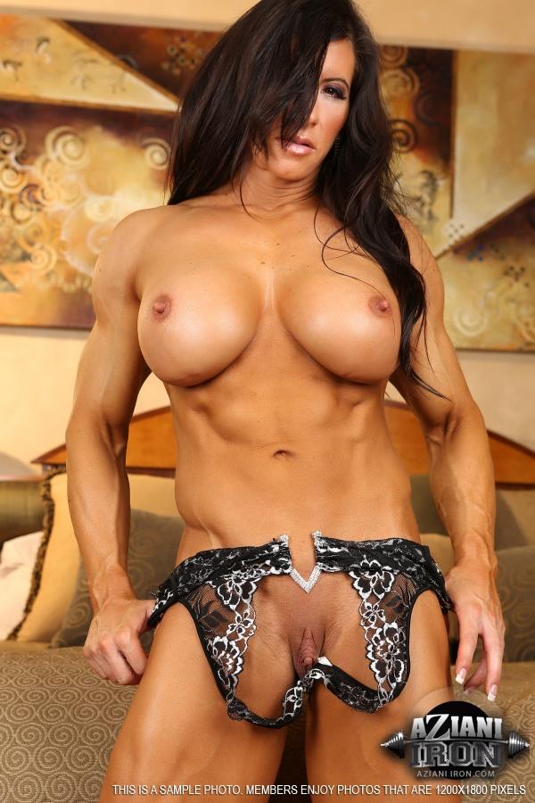 Muscle Girls Nackt