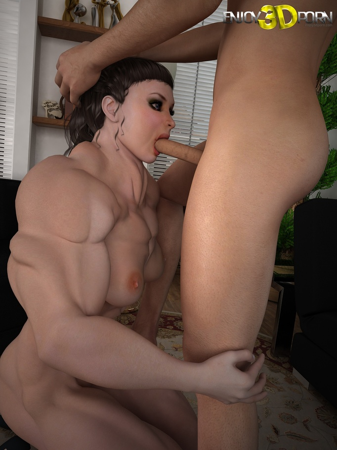 Muscle girl porn videos-4736