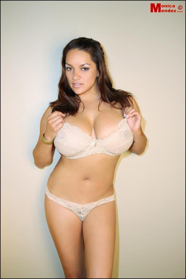 Huge tits in bra