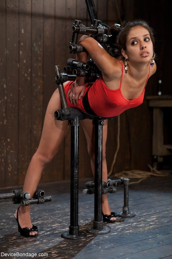 device bondage in Women