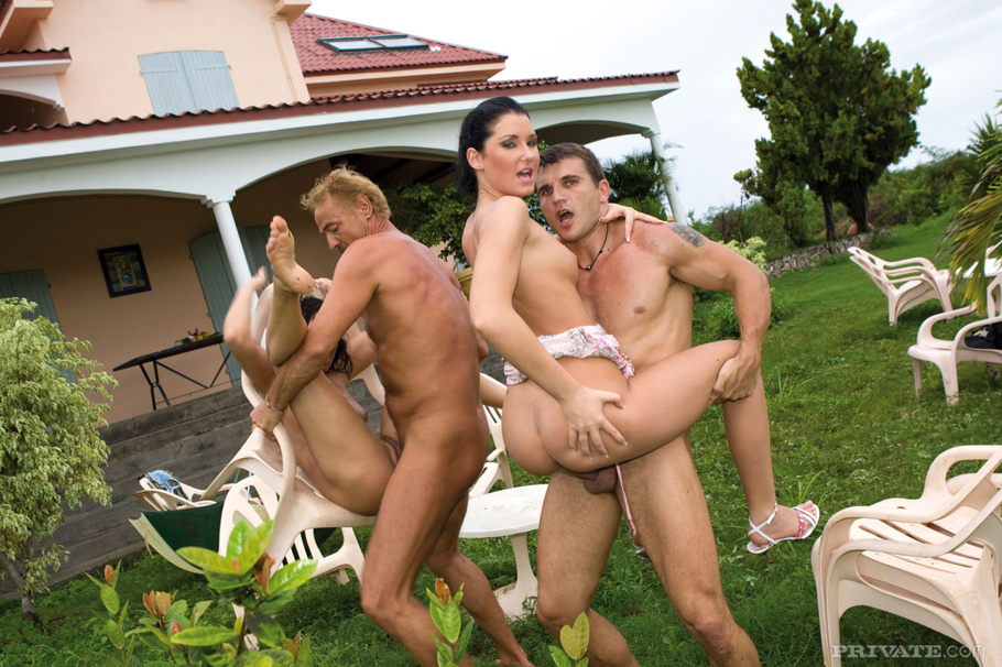 luscious guys outdoor fucking