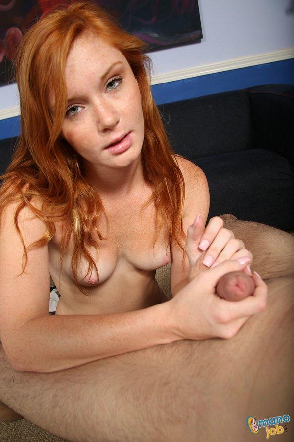 horny redhead sexy