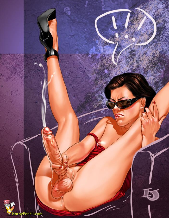 Free transvestite porn movie