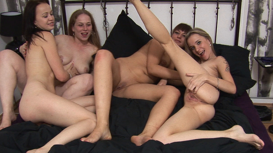 Swinger party czech