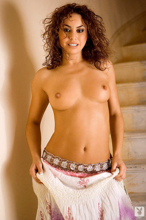 Exotic babe with nice big brown nipples pos - XXX Dessert ...